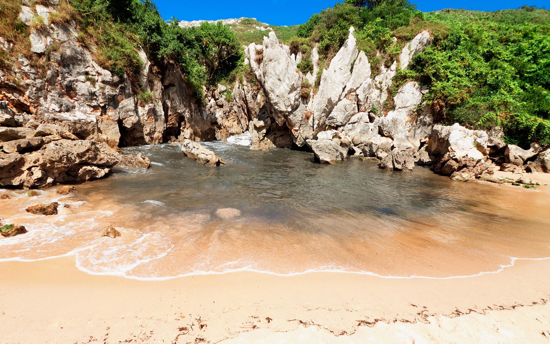 Visite as praias mais bizarras do planeta