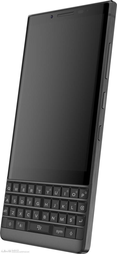 A elegância do próximo BlackBerry pode convencê-lo