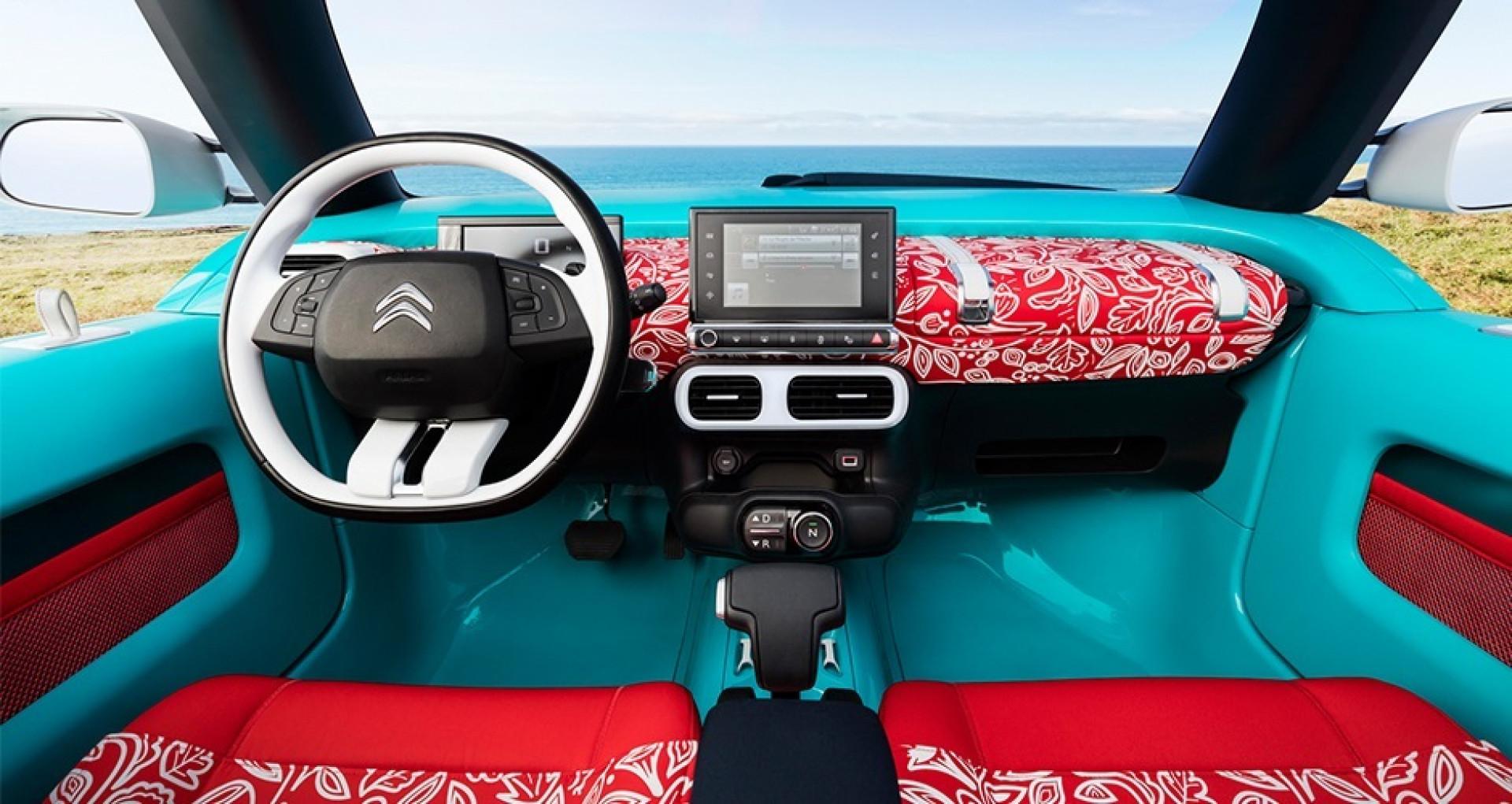 Citroën E-Méhari: Um elétrico com autonomia para quase 200km
