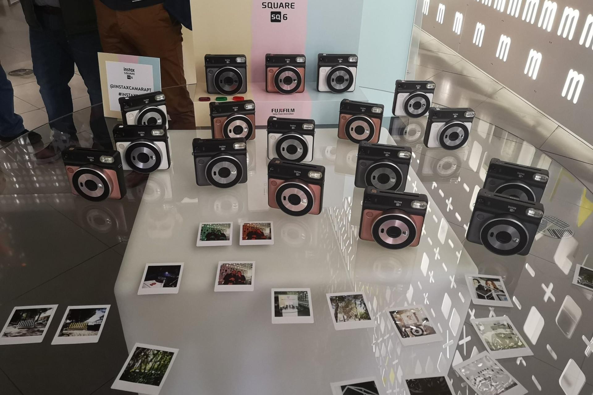 Instax Square SQ6, a câmara ideal para os aficionados do Instagram