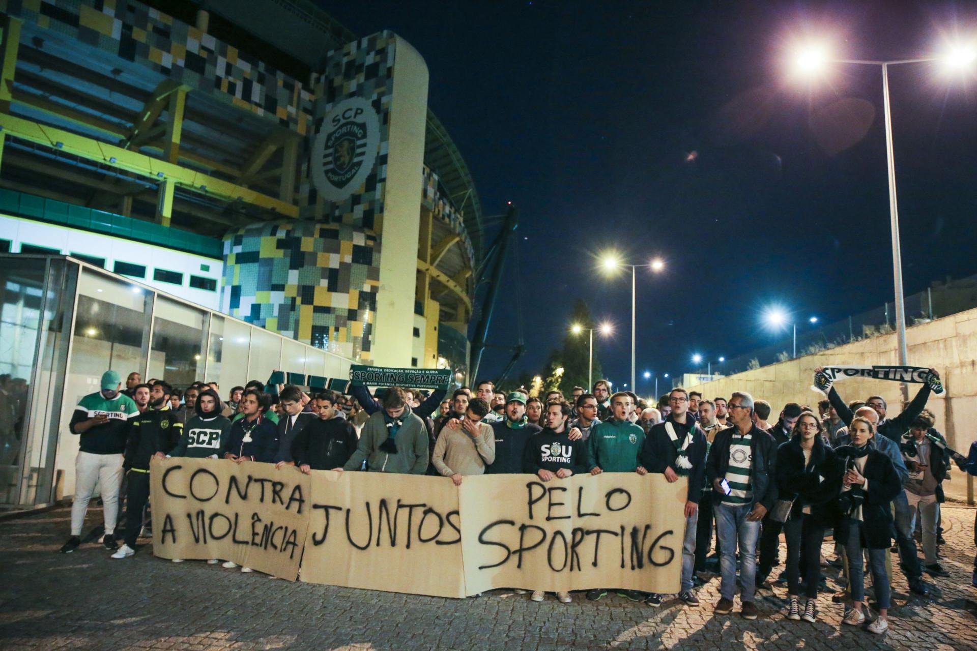 Jogadores do Sporting confirmam presença na final — OFICIAL