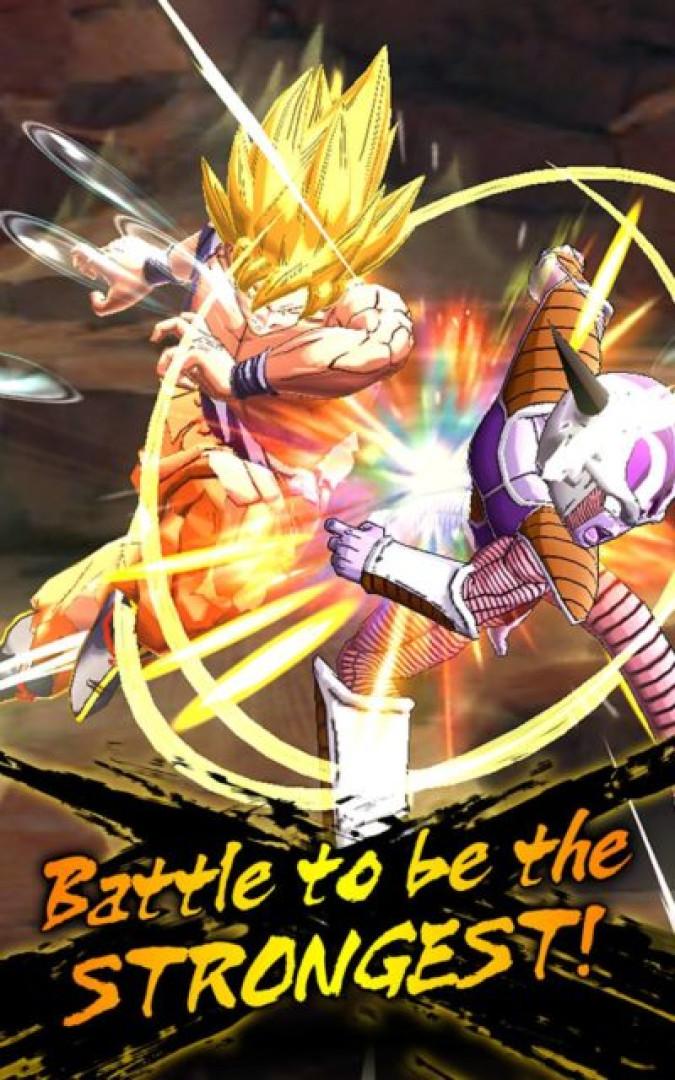 'Dragon Ball Legends' já chegou ao Android