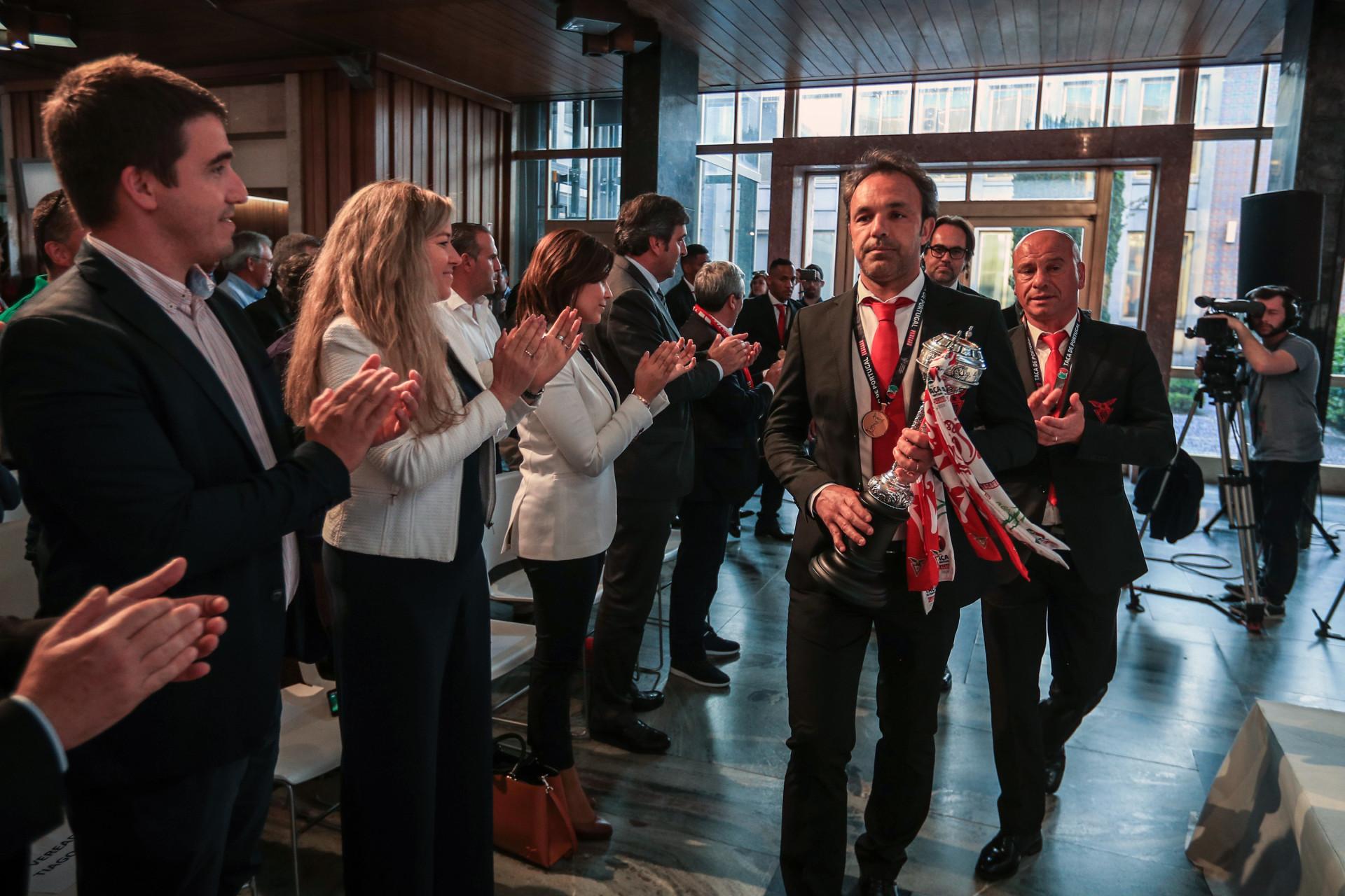 A festa do Aves também passou pela Câmara Municipal de Santo Tirso