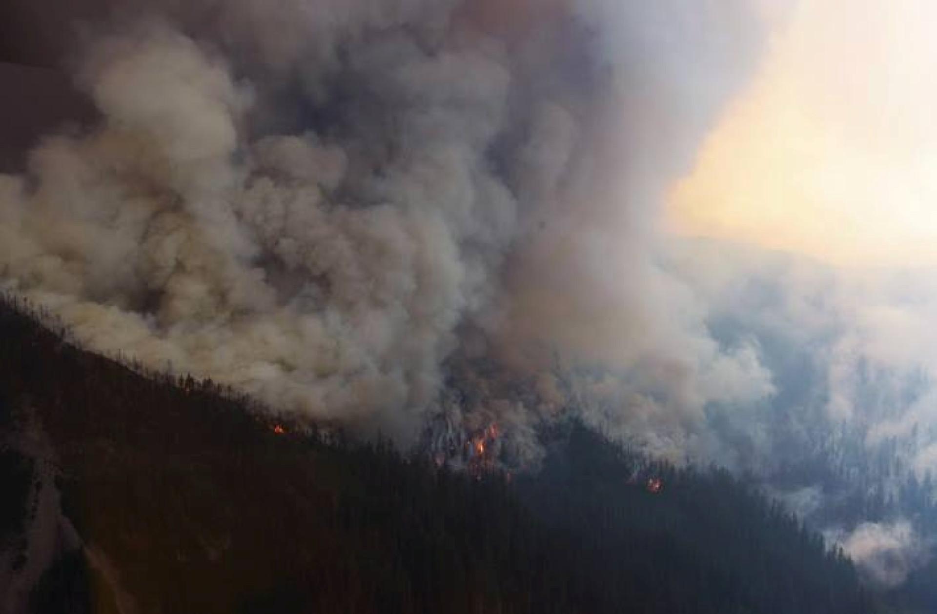 Multa de 36 milhões de dólares para adolescente que iniciou incêndio