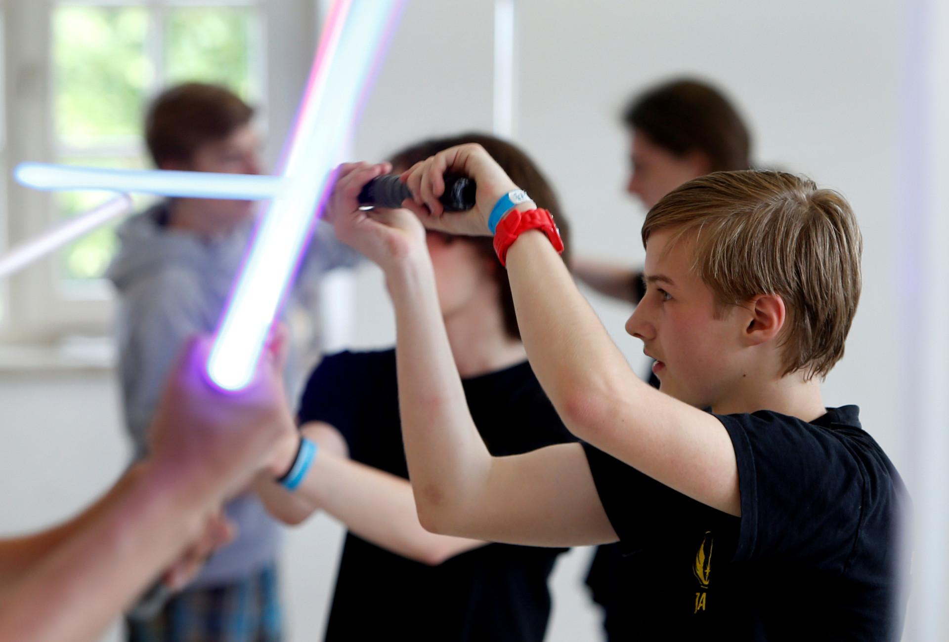 Gostava de ser Jedi? Academia na Alemanha aceita candidatos