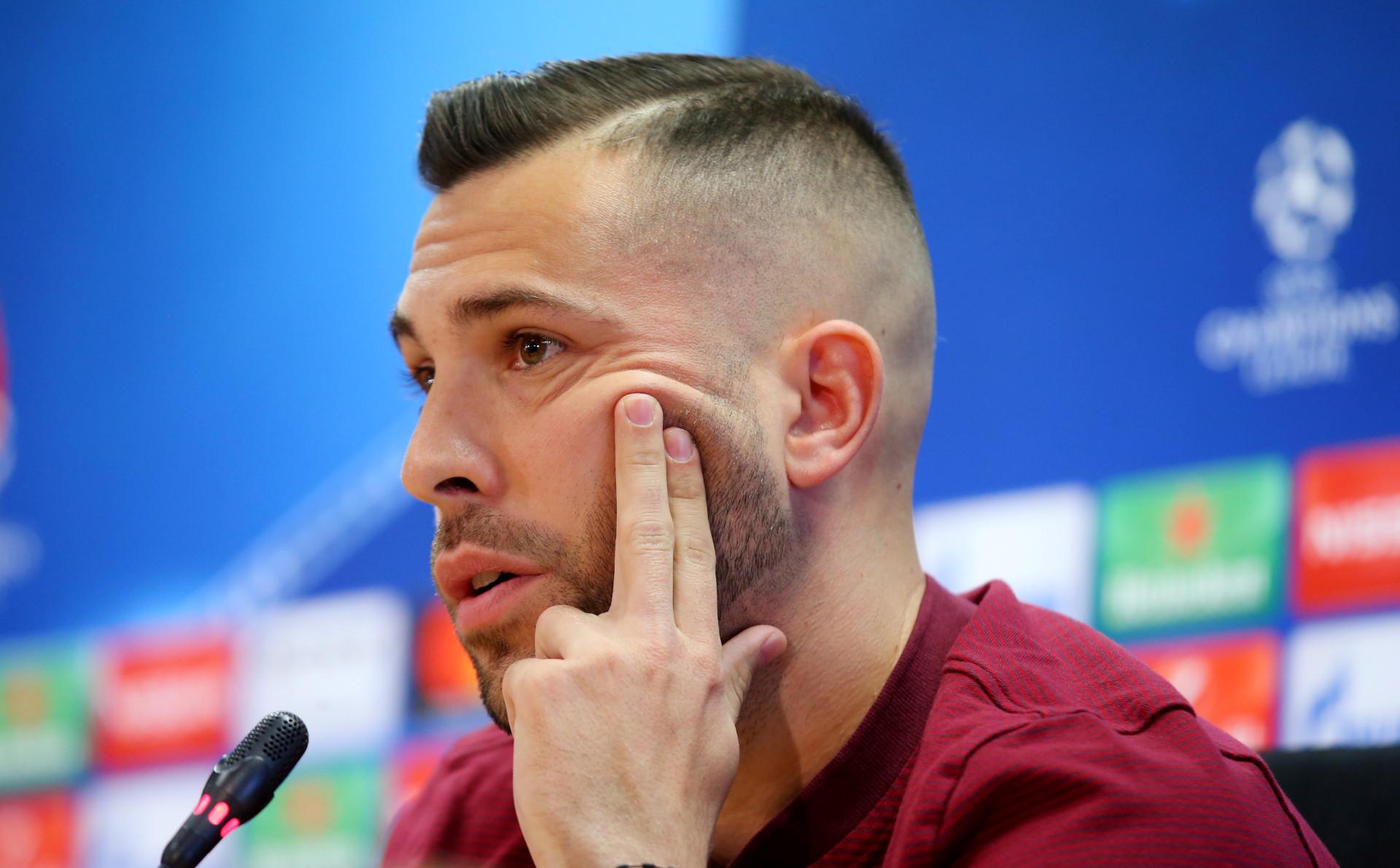Comparações entre Vinícius Jr. e Messi? Alba deu a resposta possível