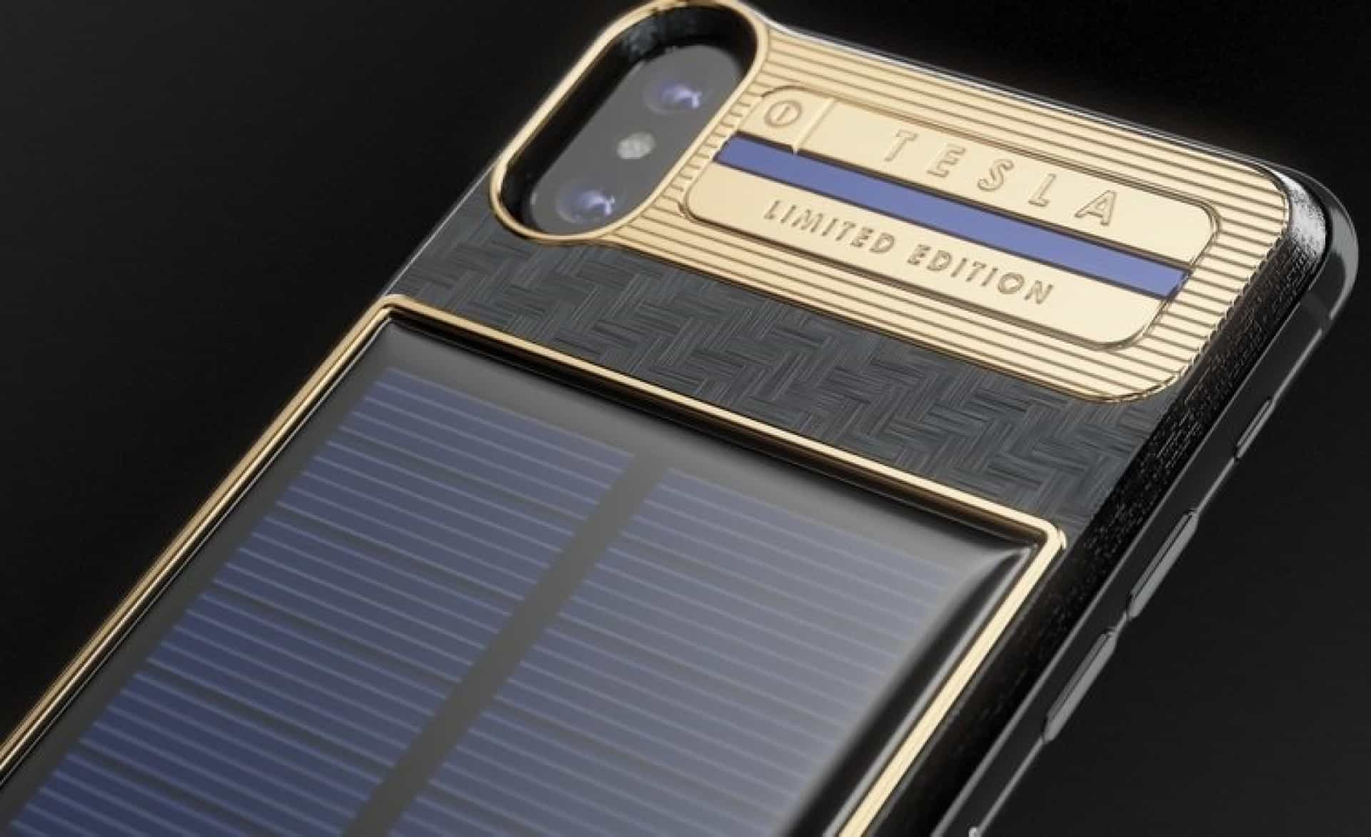 Capa de iPhone X foi inspirada em Nikola Tesla, Steve Jobs e Elon Musk