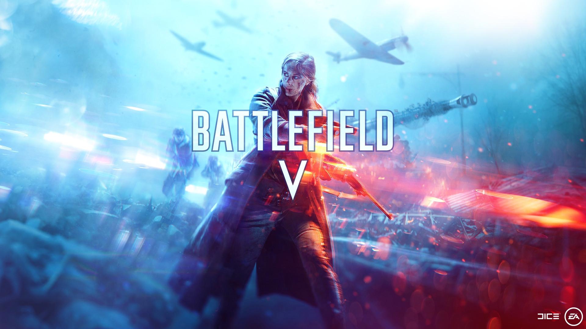 'Battlefield V' regressa à II Guerra Mundial