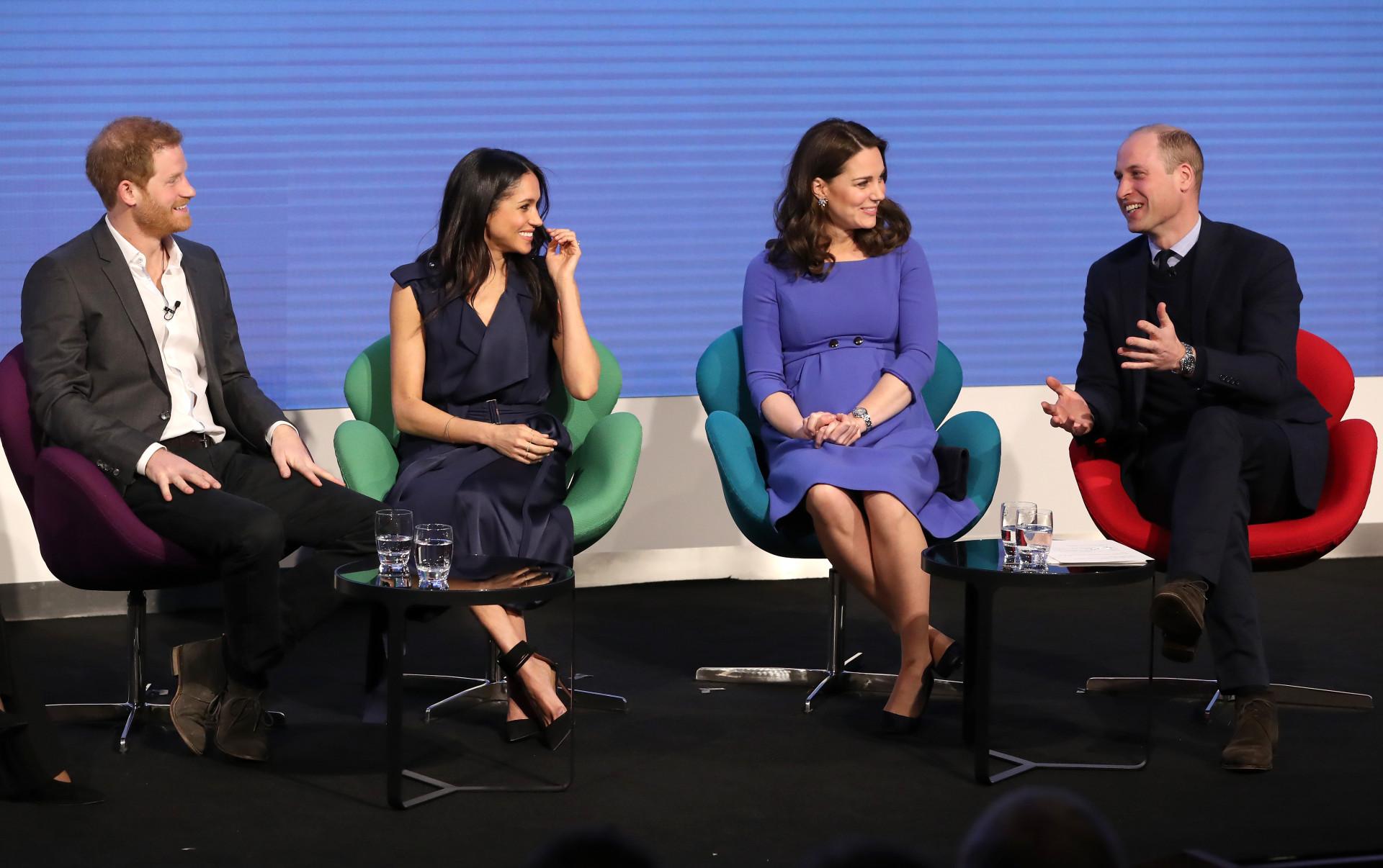 Quinze regras que Meghan Markle terá de seguir na família real britânica