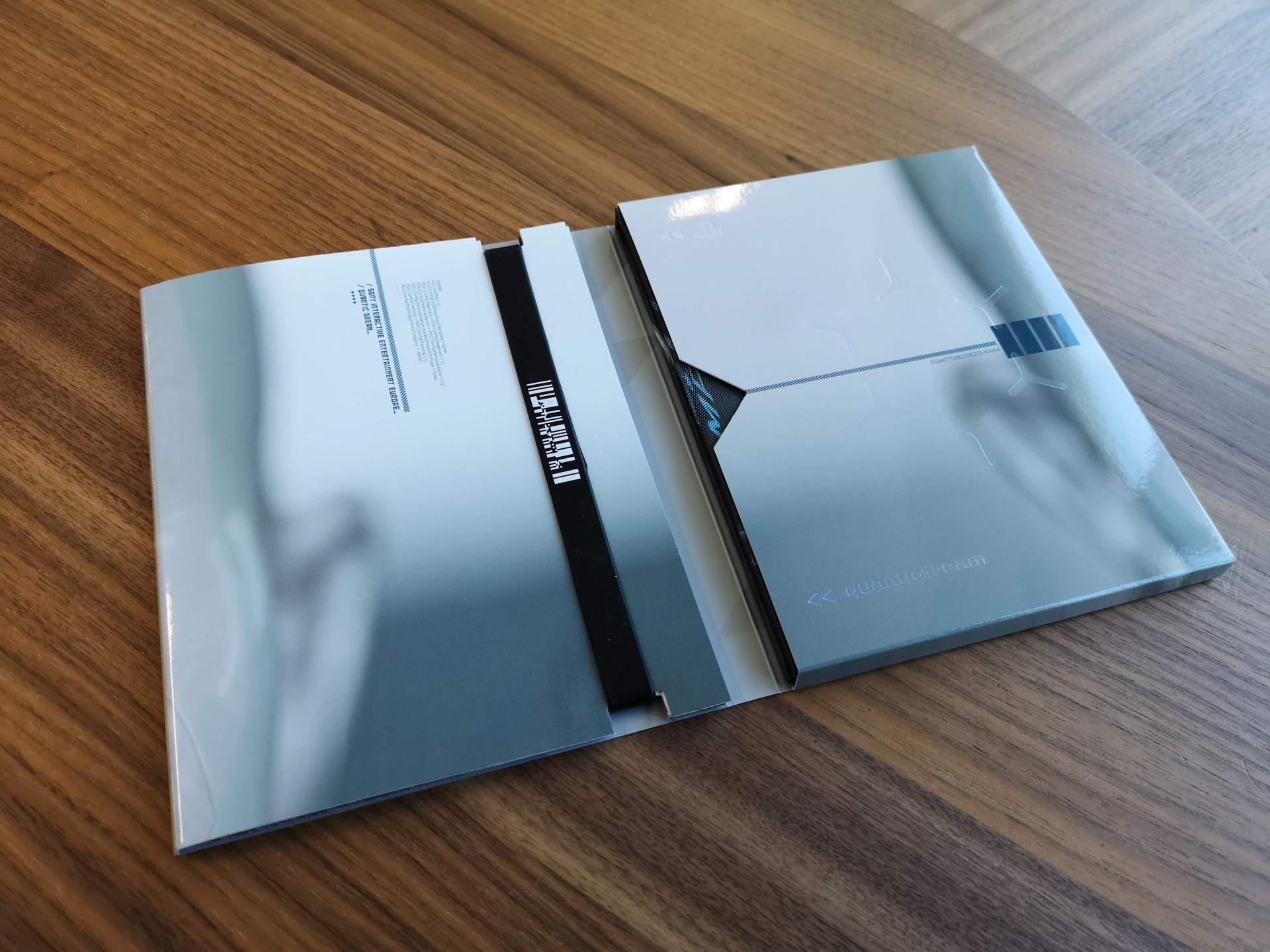 Recebemos uma edição muito especial do novo exclusivo PS4