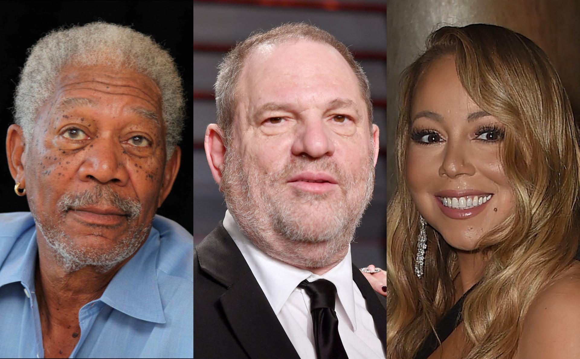 As personalidades que já foram acusadas de assédio sexual
