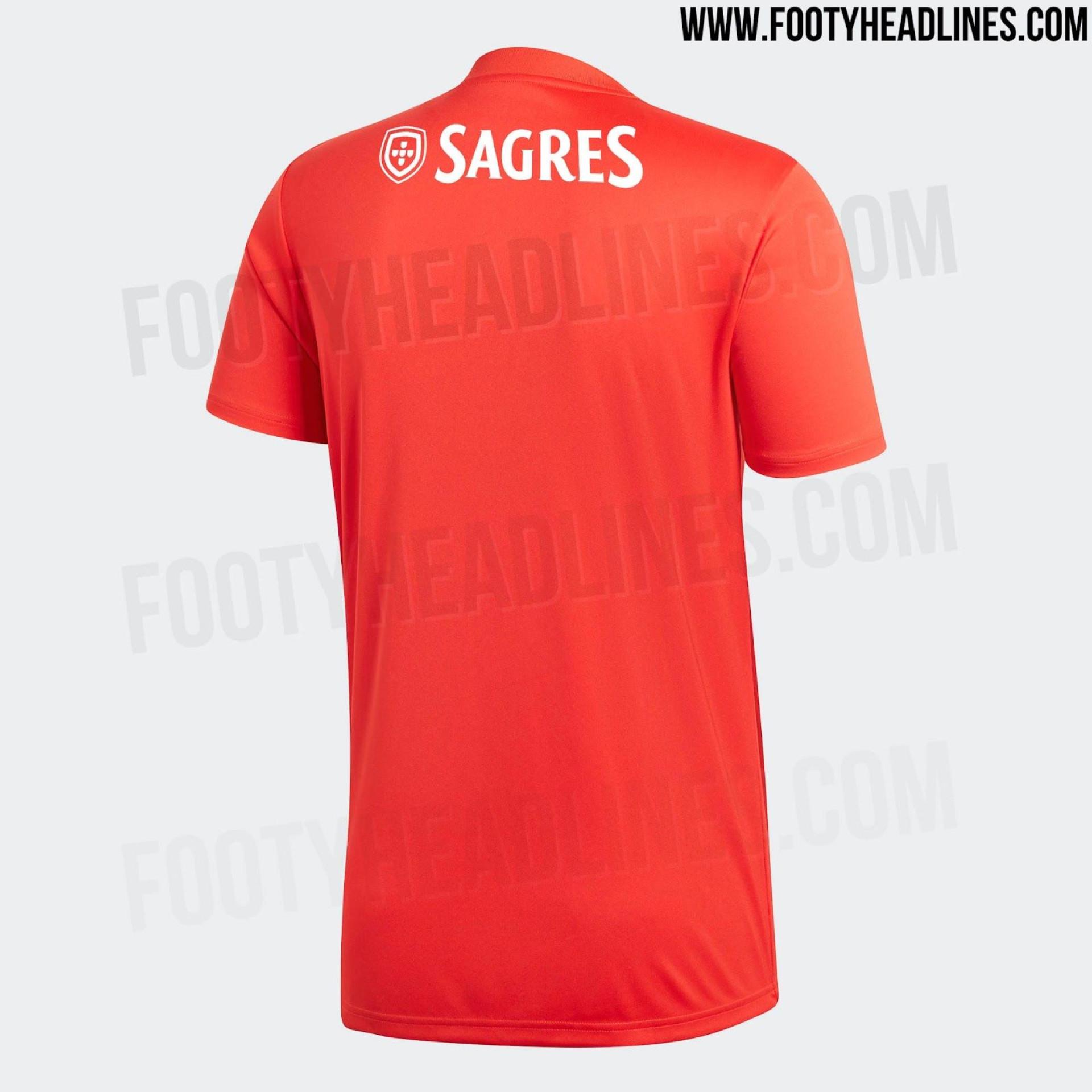 Novos equipamentos de Benfica e FC Porto revelados