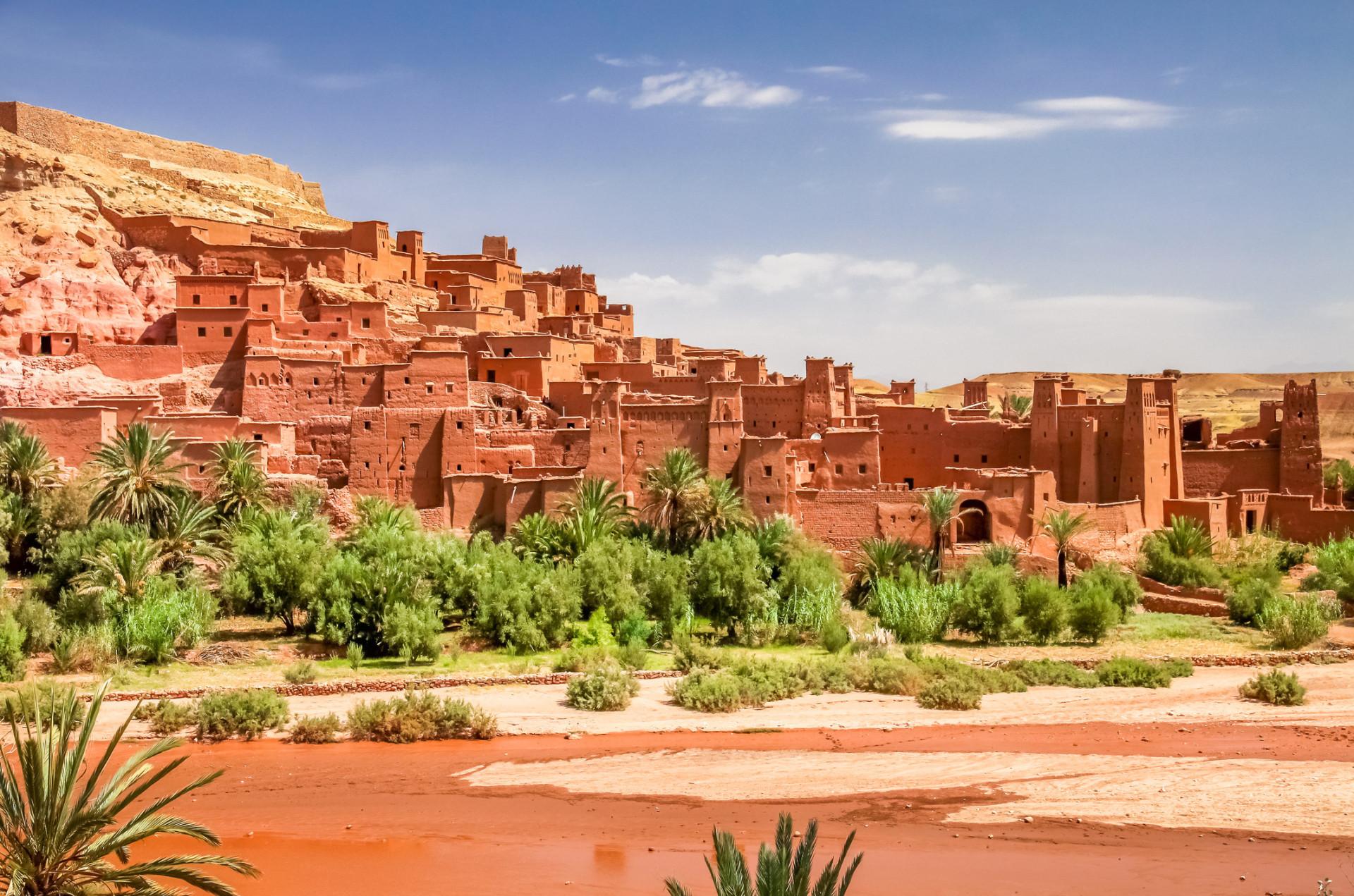 As fabulosas pérolas do norte de África