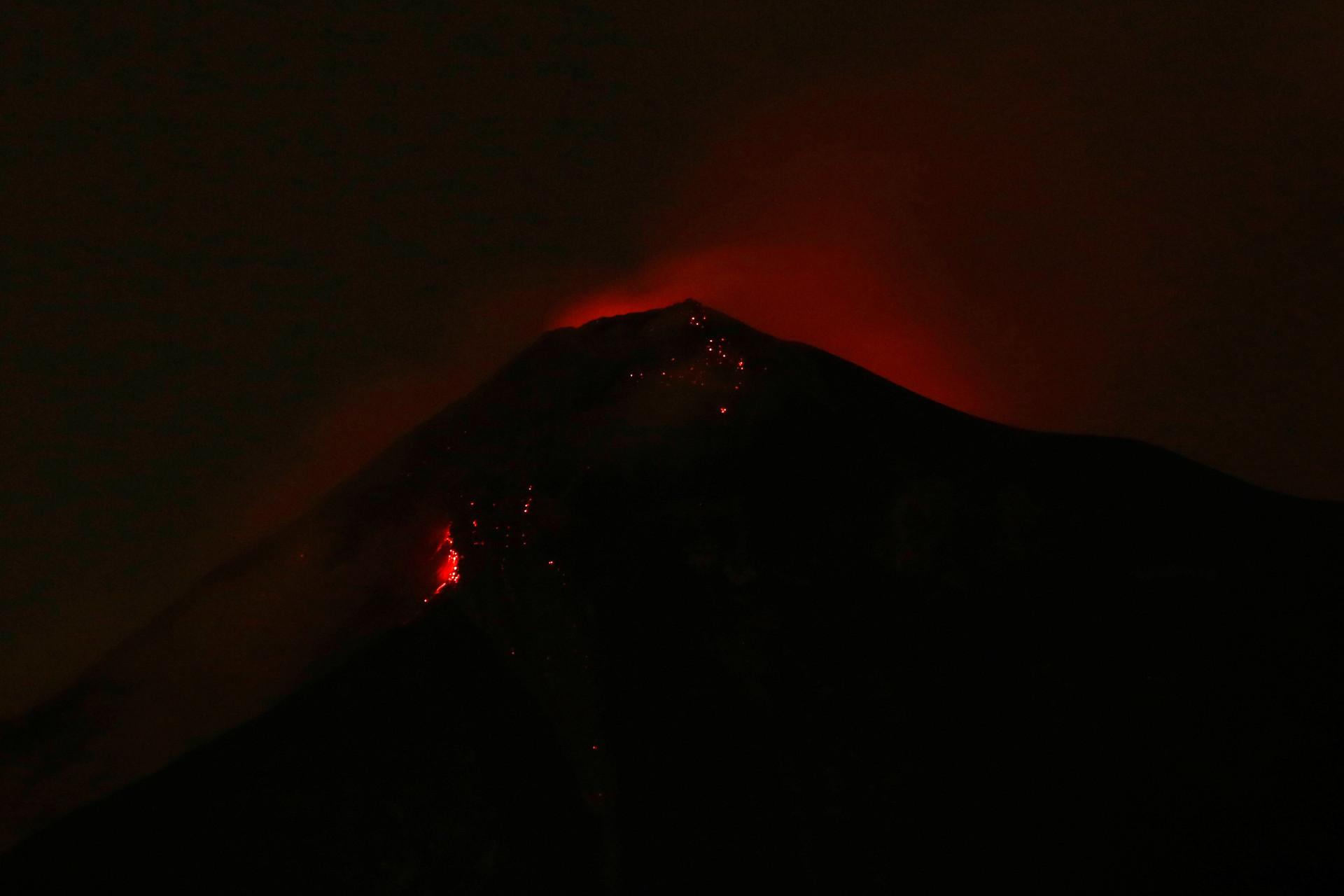 Vinte curiosos factos sobre as mais recentes erupções vulcânicas