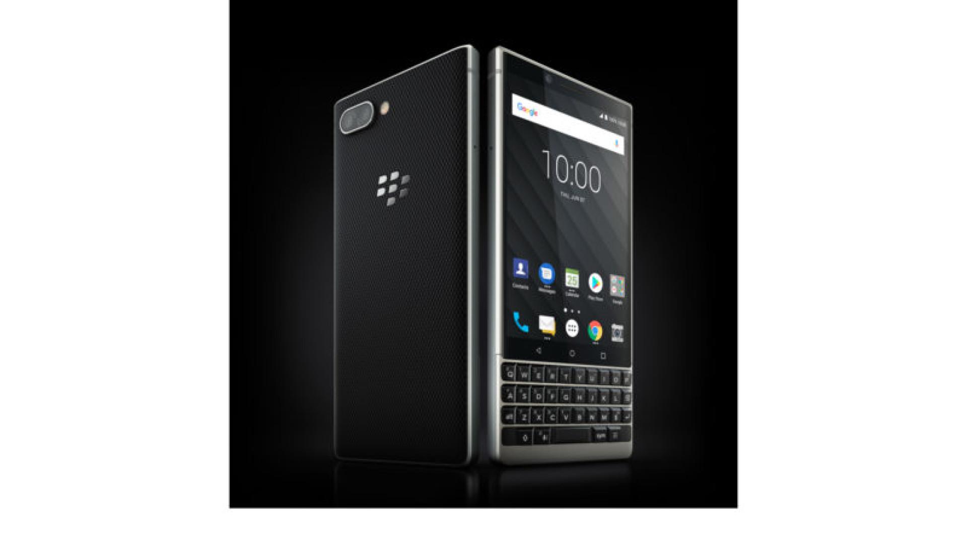 O novo BlackBerry já é oficial. Veja as imagens