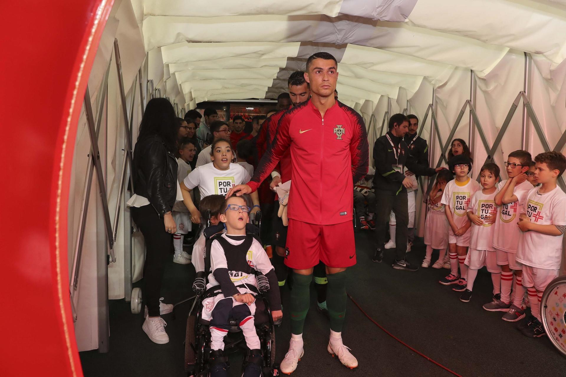 Comité Paralímpico quer pessoas com deficiência a 'entrar em campo'