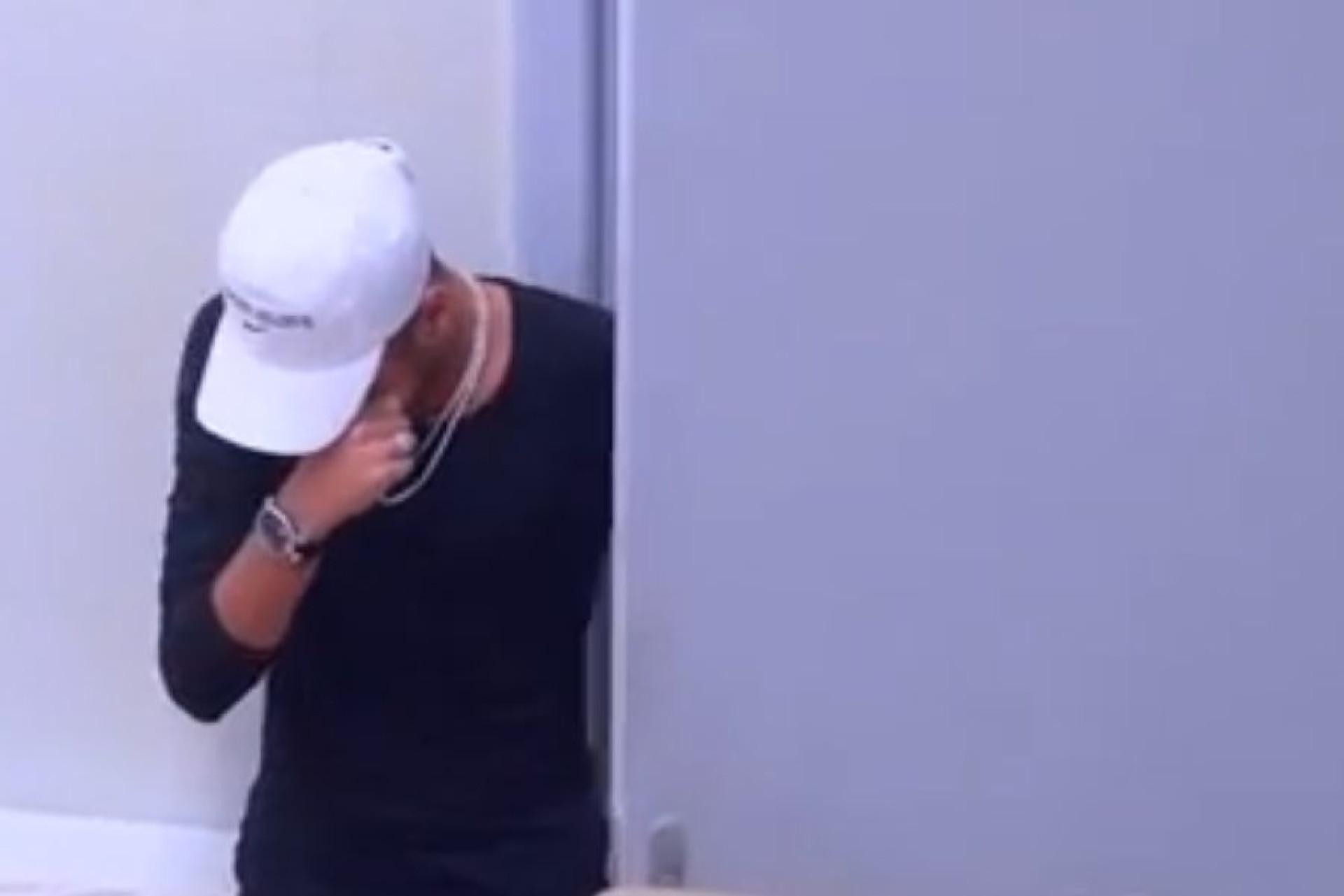 Neymar 'regressou à infância' e não conseguiu fugir às lágrimas