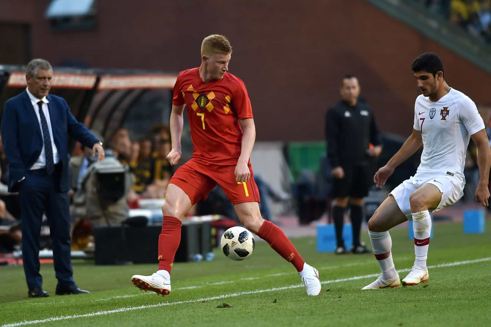 Portugal fecha o top-8 das seleções mais valiosas presentes no Mundial
