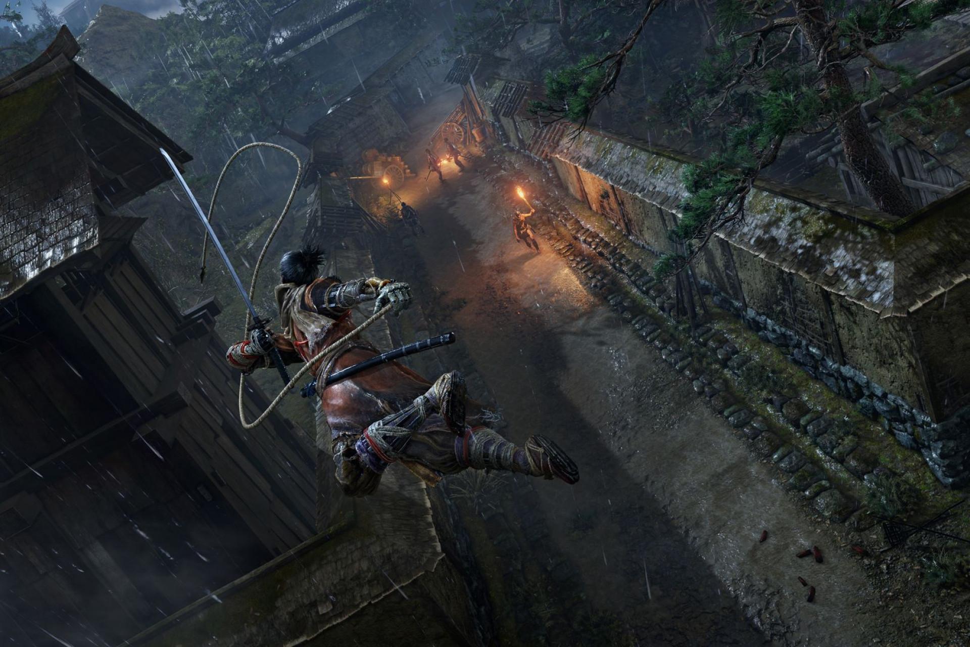 O novo jogo dos criadores de 'Dark Souls' promete ser mais impiedoso