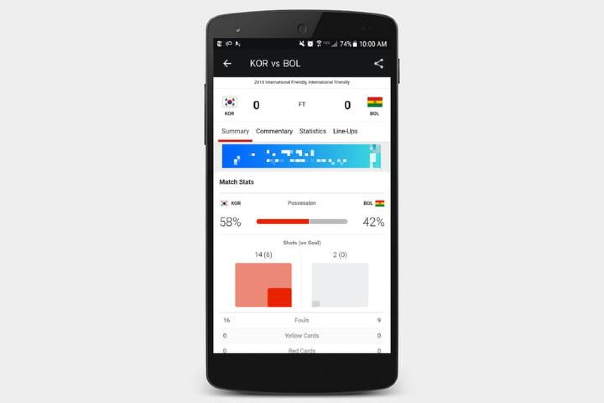 As melhores apps para não perder 'pitada' deste Mundial