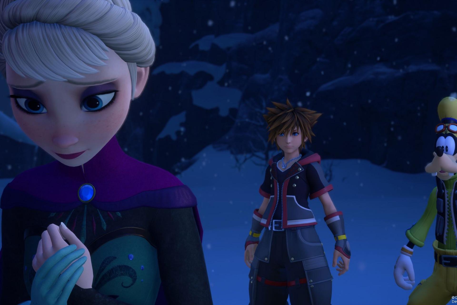 'Frozen' e 'Piratas das Caraíbas' confirmados para 'Kingdom Hearts III'