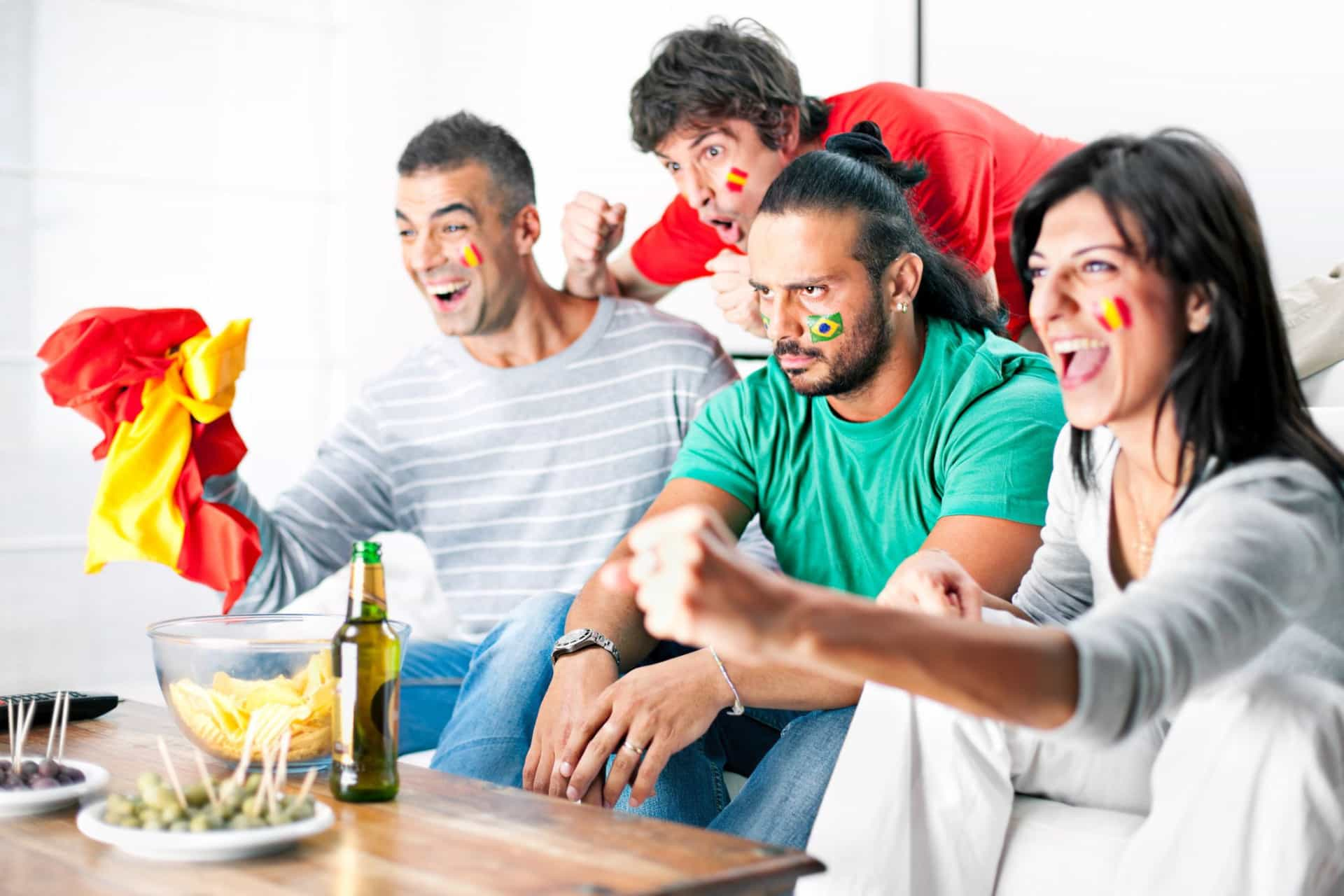 Mundial 2018: Os melhores aperitivos para saborear durante os jogos