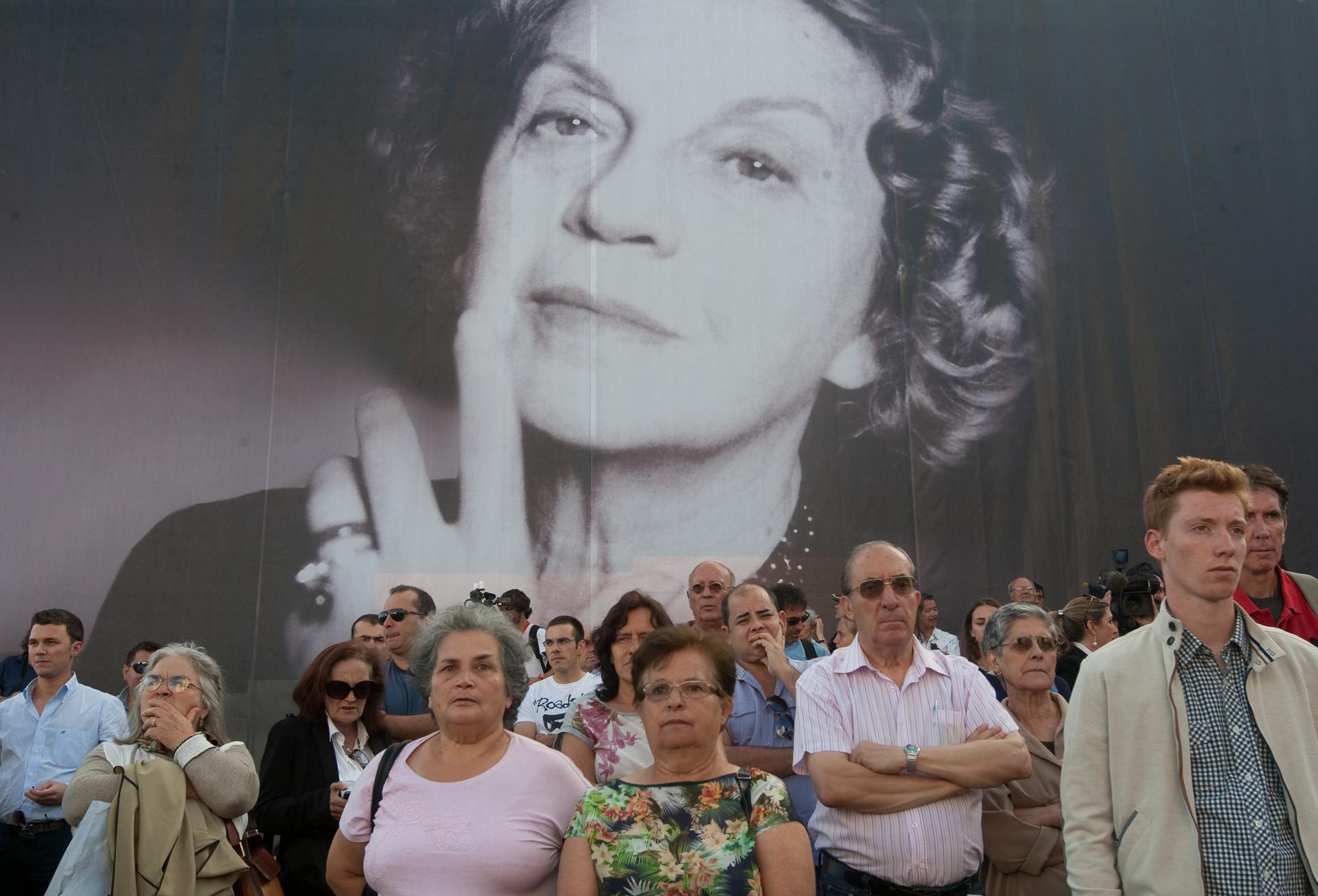 Recorde Sophia de Mello Breyner Andresen 14 anos após a sua morte