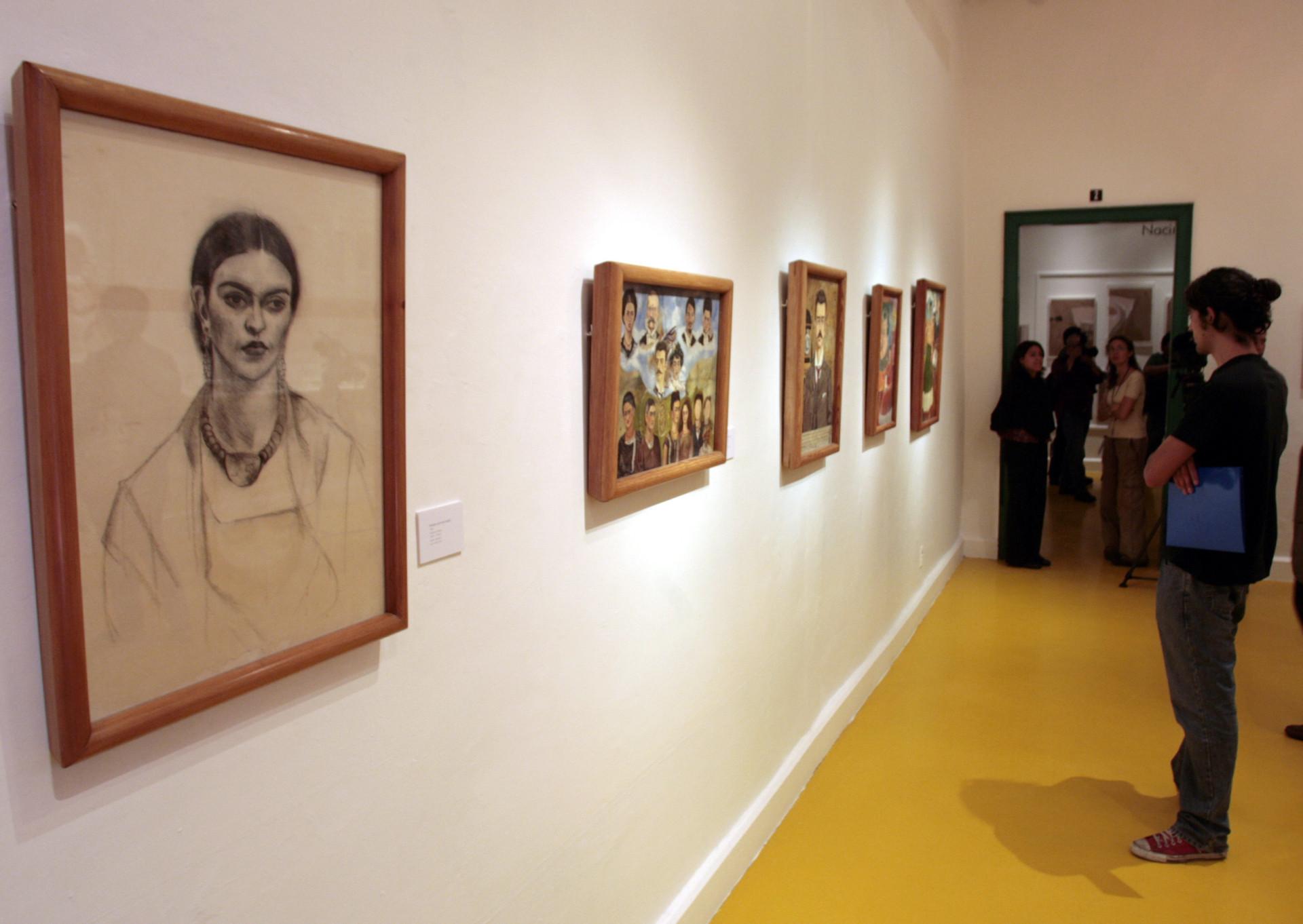 """""""Tenho esperança de nunca regressar"""". Frida Kahlo morreu há 64 anos"""