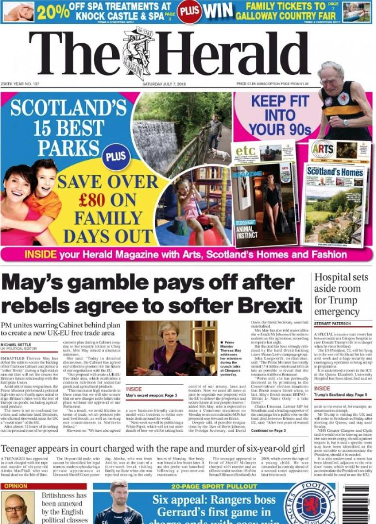 Jornais britânicos esqueceram-se dos atentados de julho. Faz hoje 13 anos
