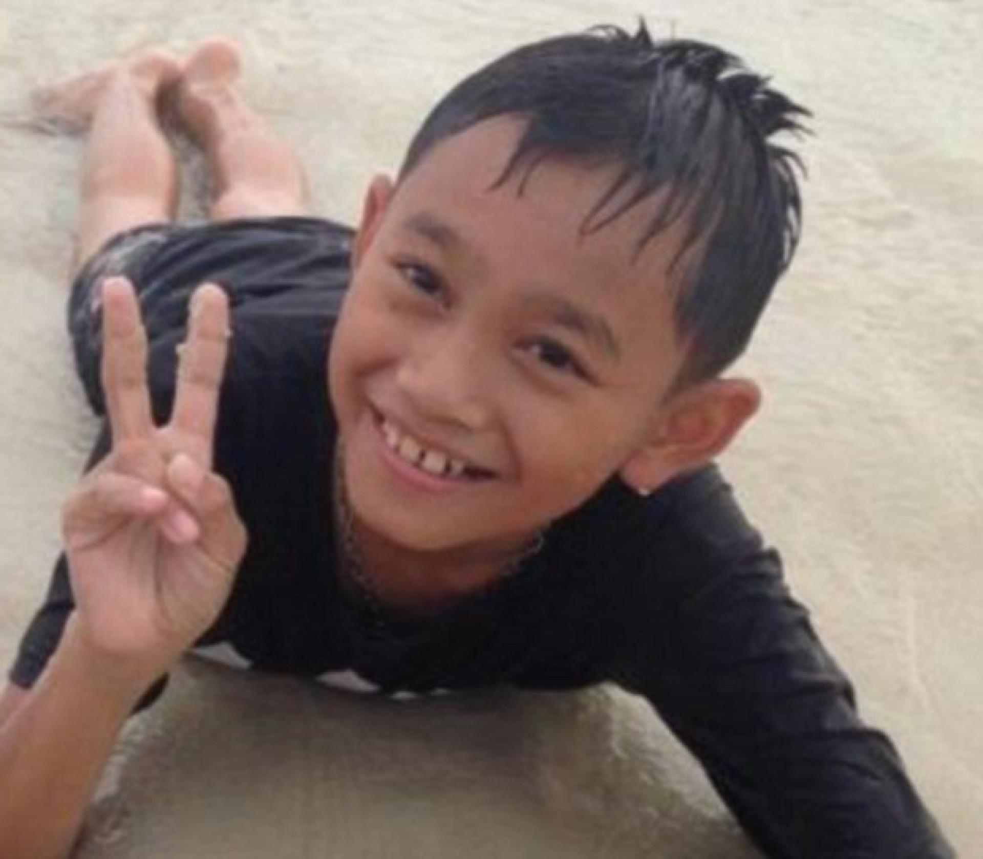 Foram estes os quatro meninos resgatados da gruta na Tailândia