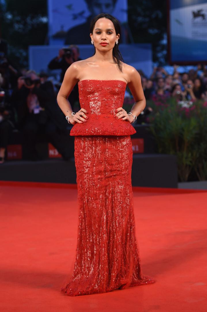 Giorgio Armani: Os melhores looks das famosas na passadeira vermelha