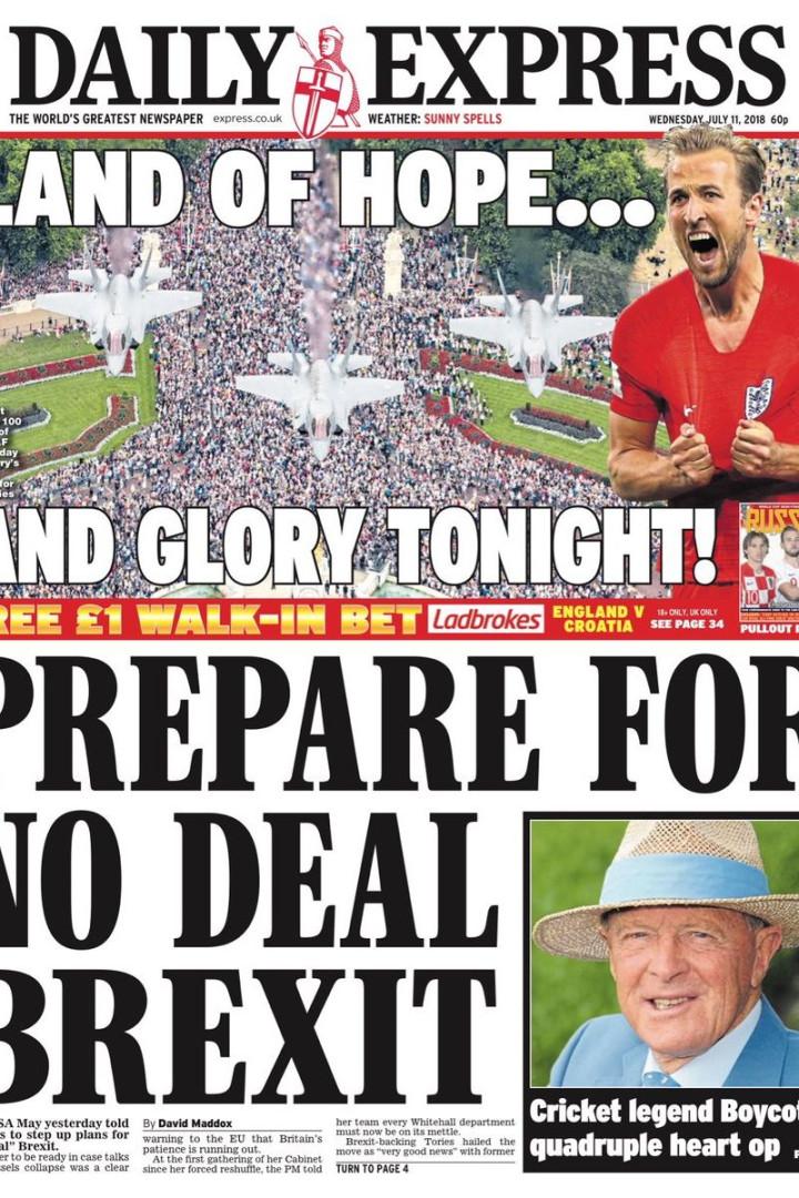 Imprensa internacional: Já se 'chora' o adeus de Ronaldo a Espanha