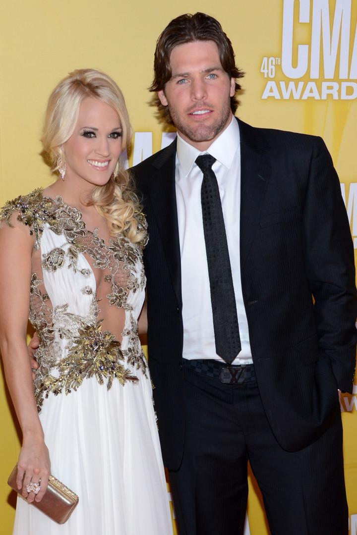 8 anos de amor: Carrie Underwood declara-se ao marido