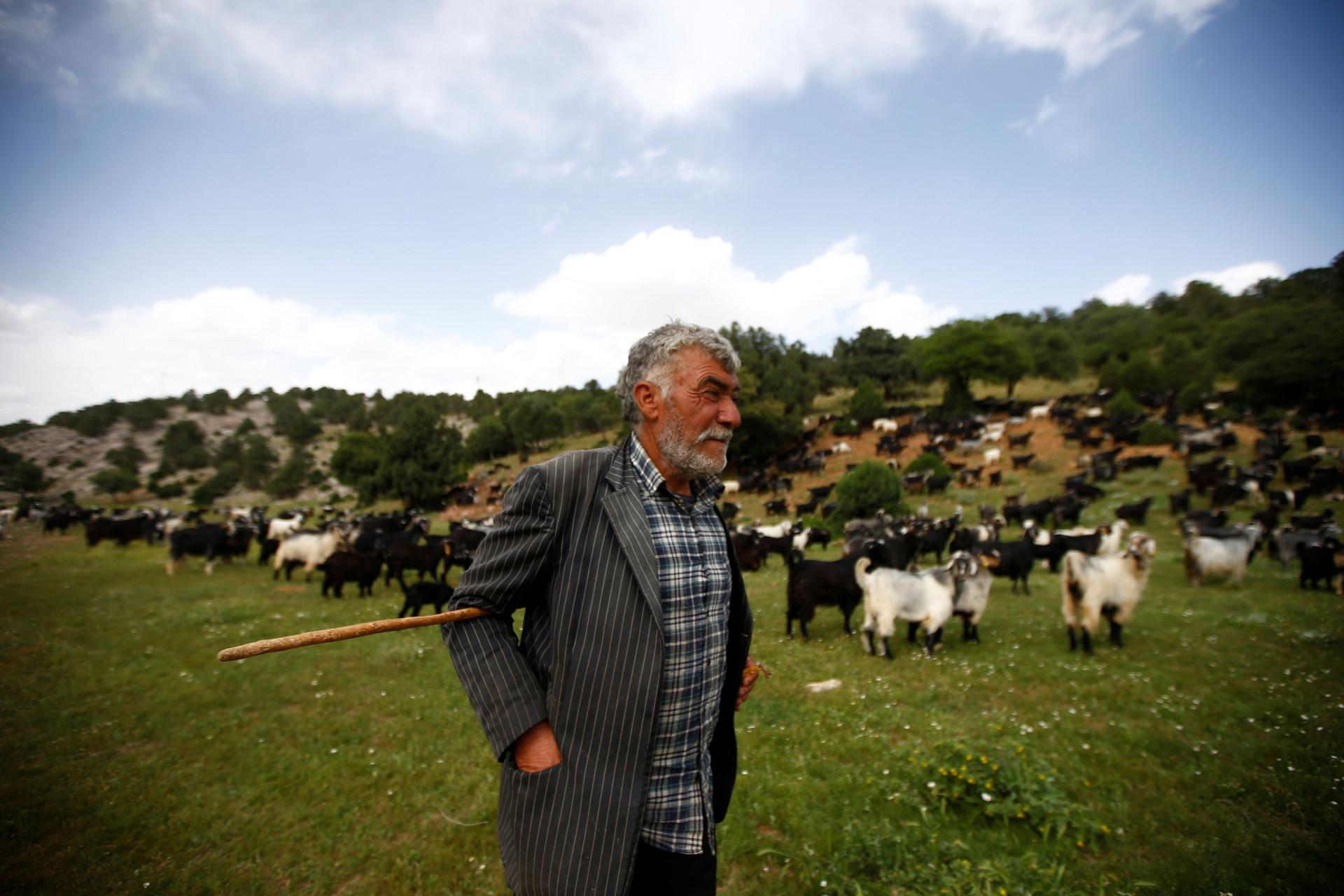 Os últimos nómadas de Anatólia