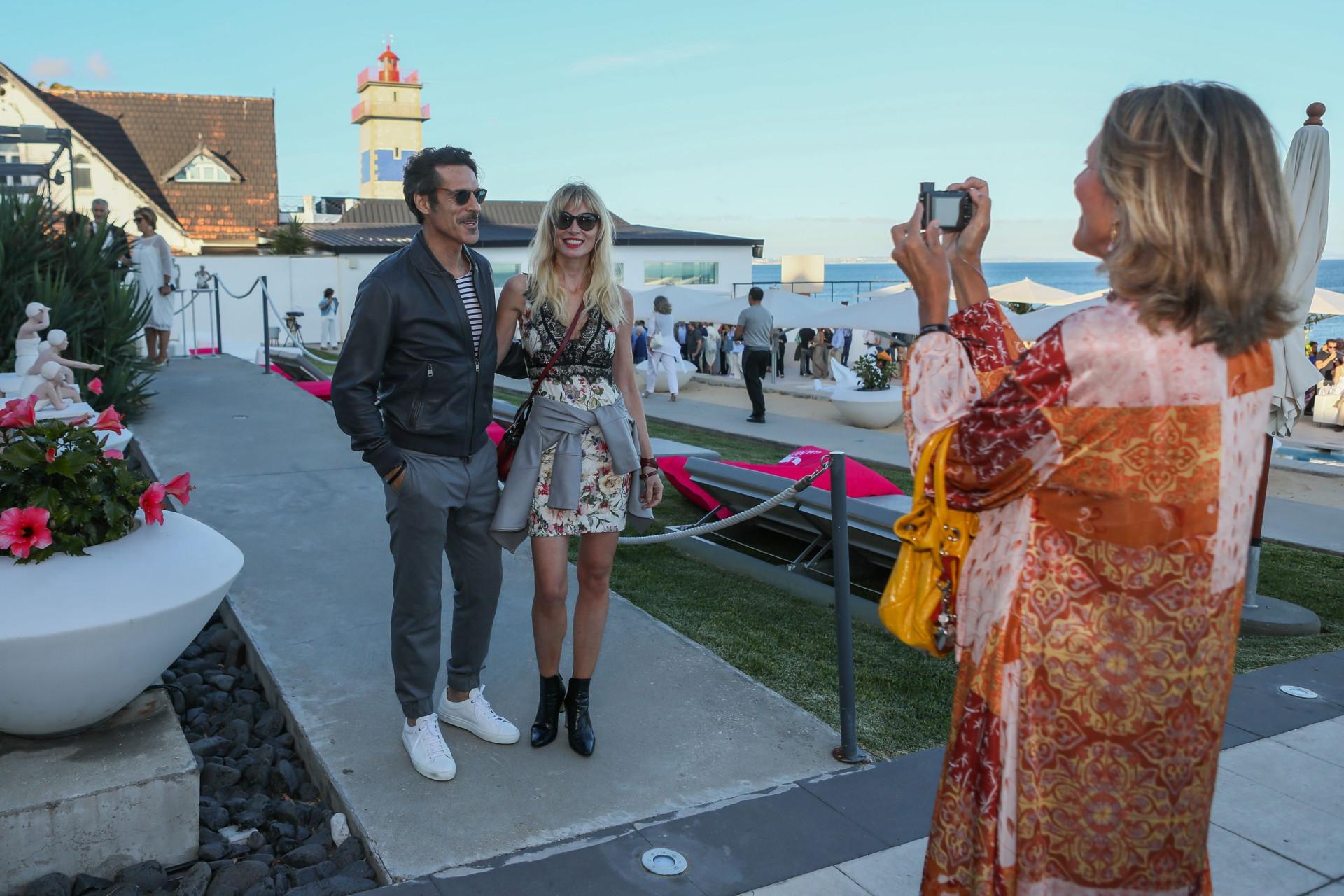 Festa de verão: O look dos famosos