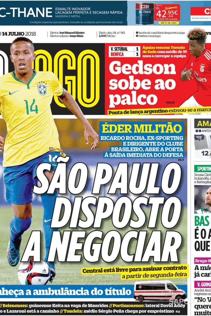 Por cá: O teste à águia, leão ataca Dost e FC Porto com reforço
