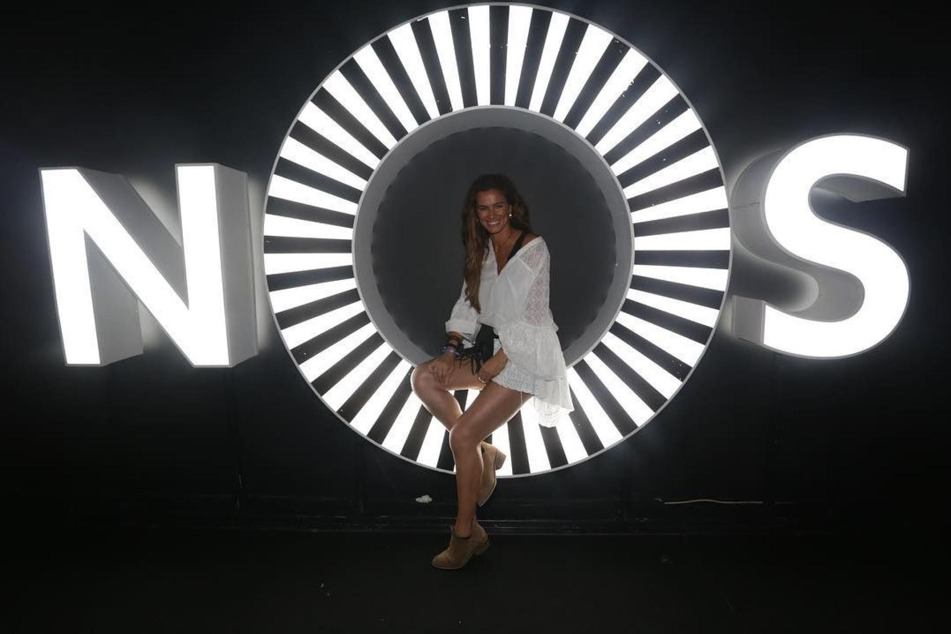 Estrelas portuguesas brilham no último dia do NOS Alive