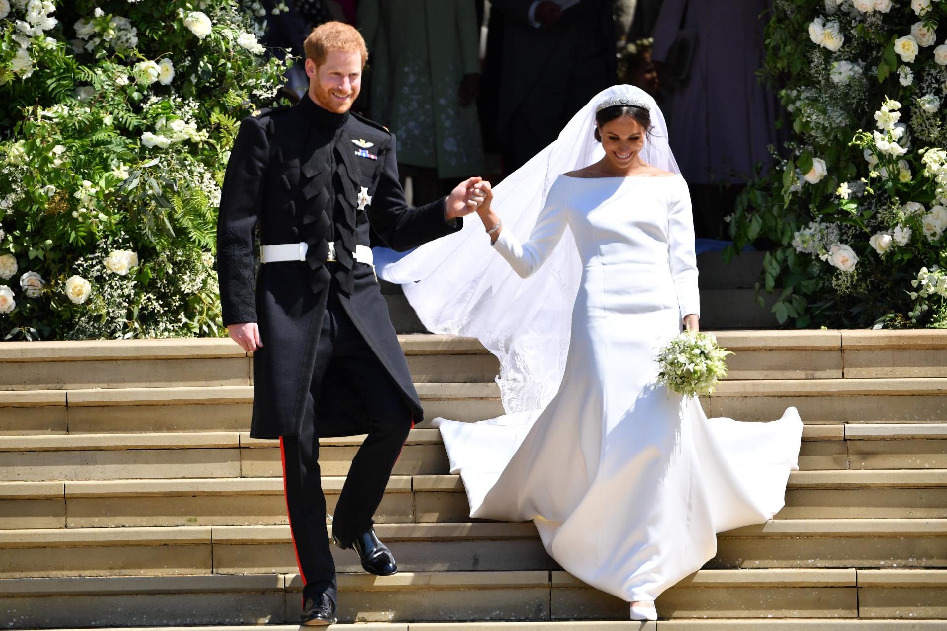 Meghan Markle releva pormenor do casamento em que ninguém reparou