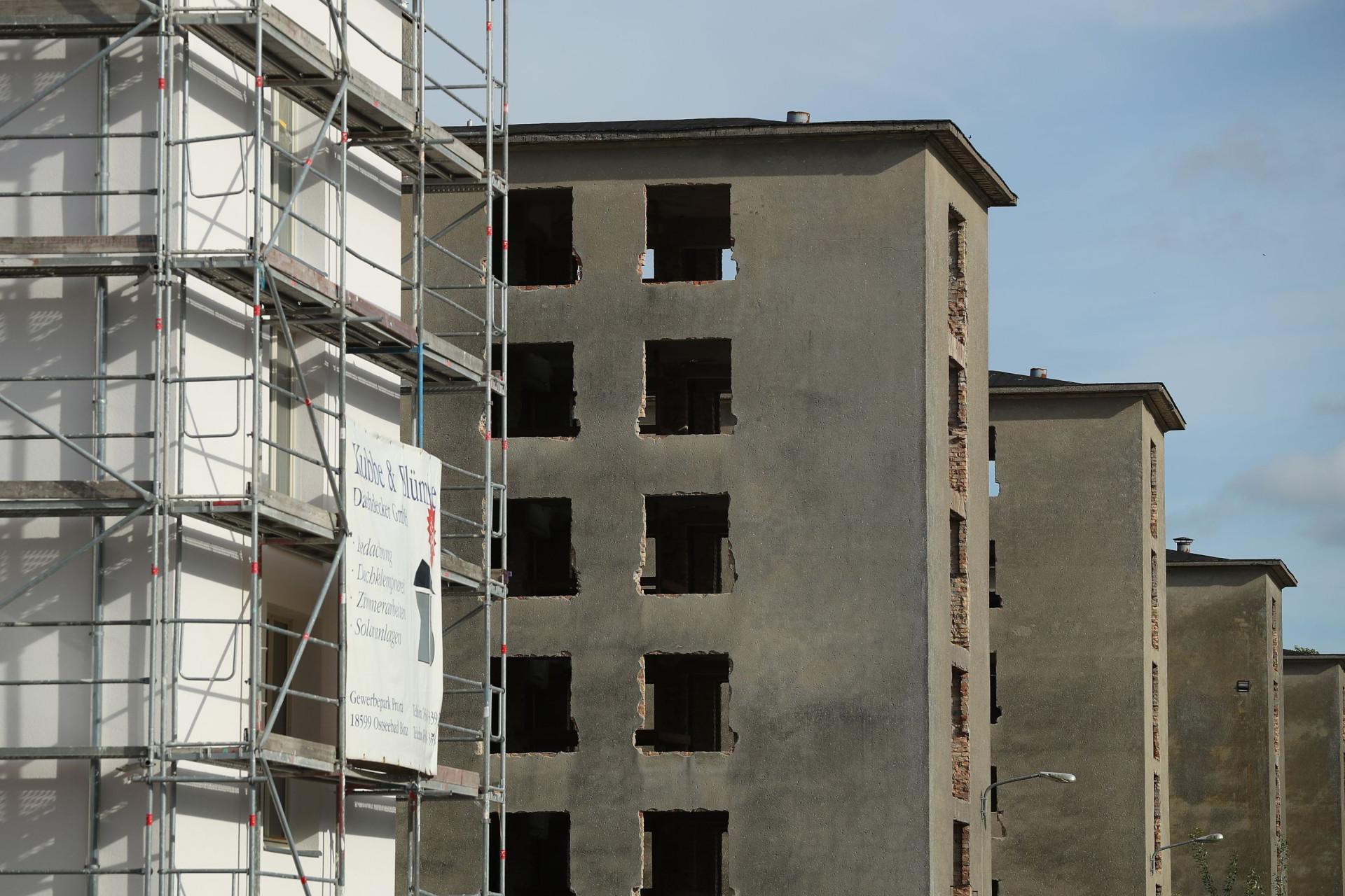 O colossal hotel imaginado por Hitler que vai deixando de ser má memória