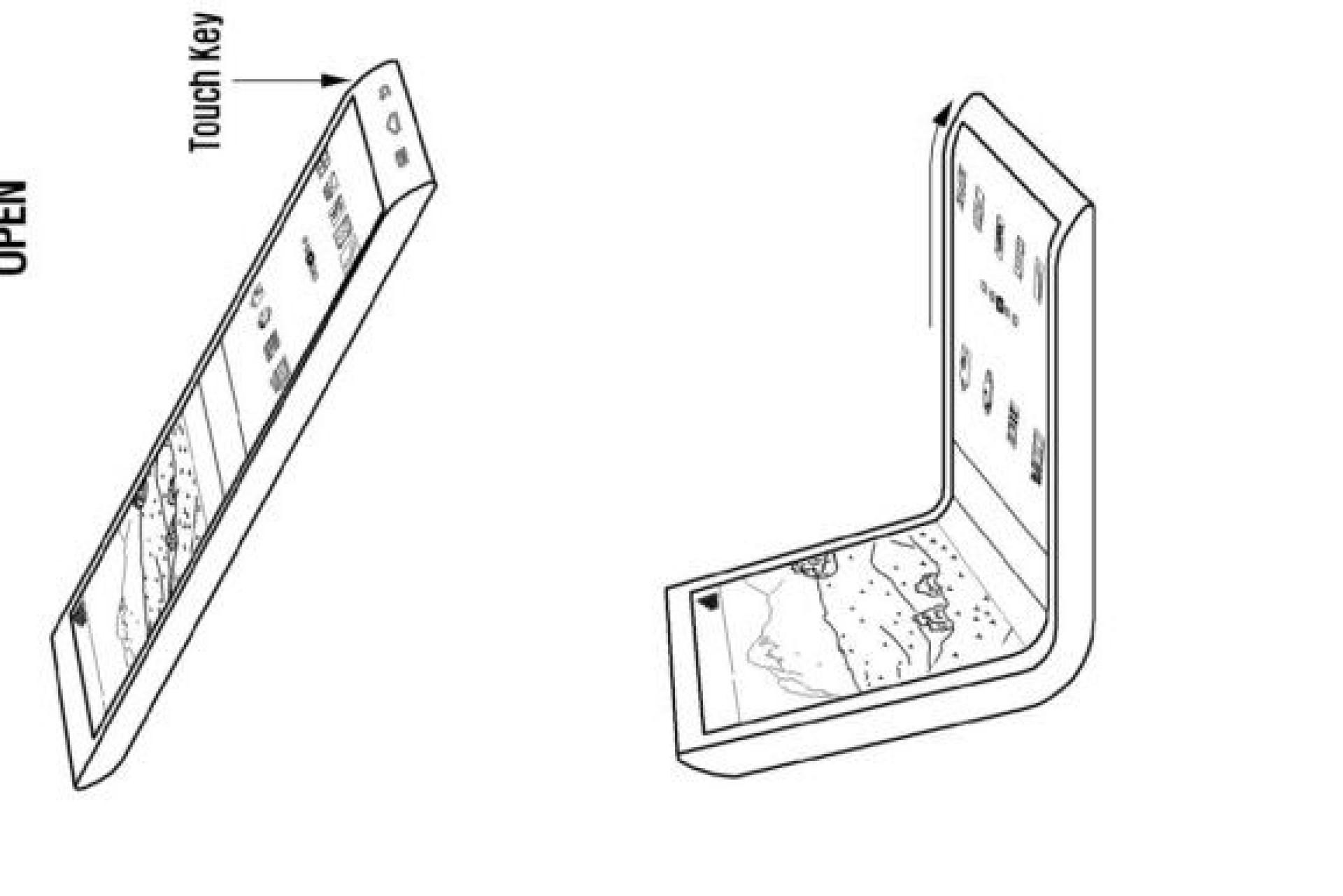 Ilustrações podem mostrar o aspeto final do Galaxy X