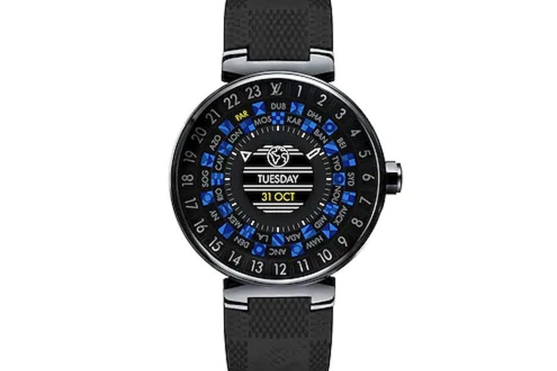 Os melhores (e mais luxuosos) relógios inteligentes que pode comprar
