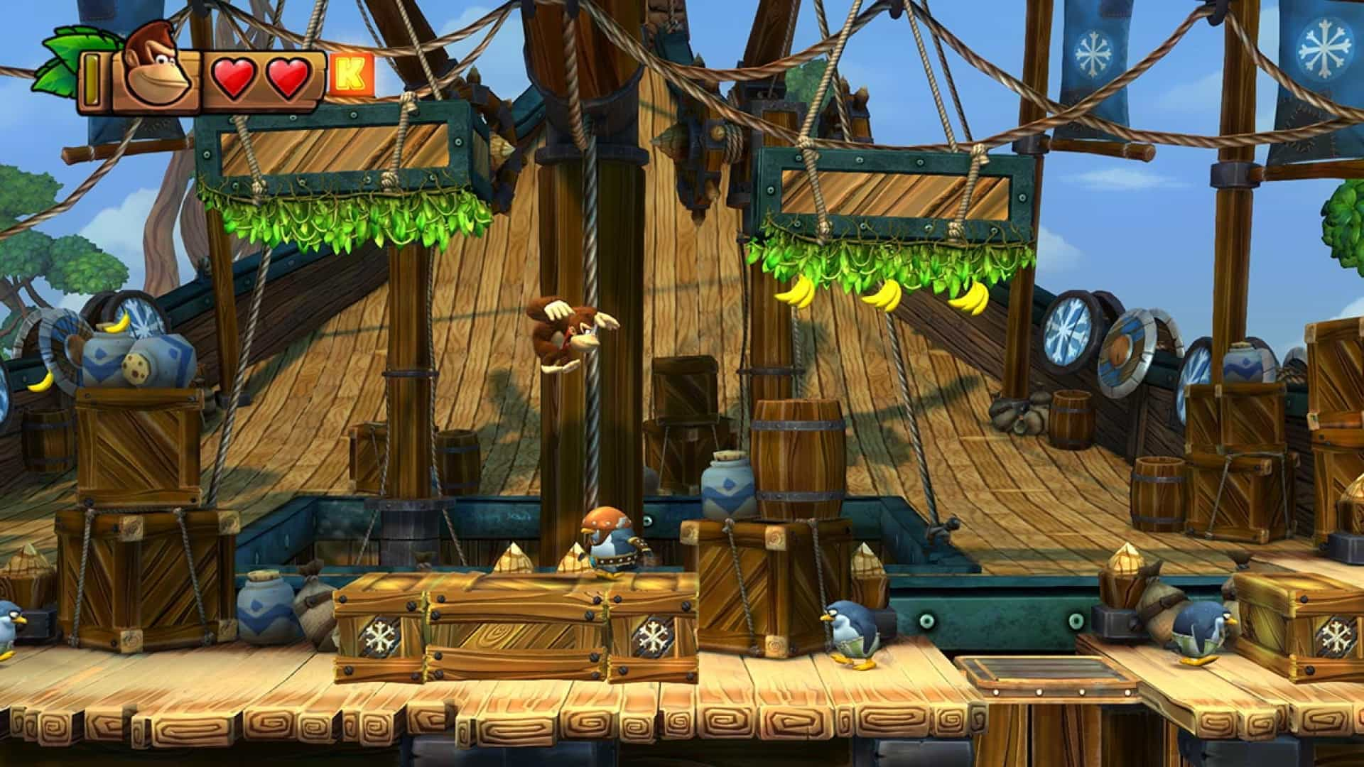 Donkey Kong Country - Tropical Freeze: Um clássico moderno obrigatório