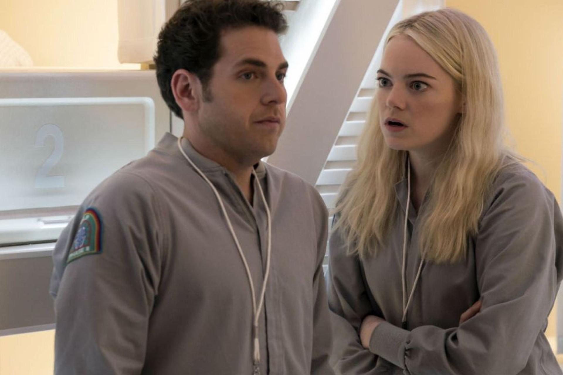 'Maniac', nova série da Netflix quer deixá-lo com a cabeça 'às voltas'