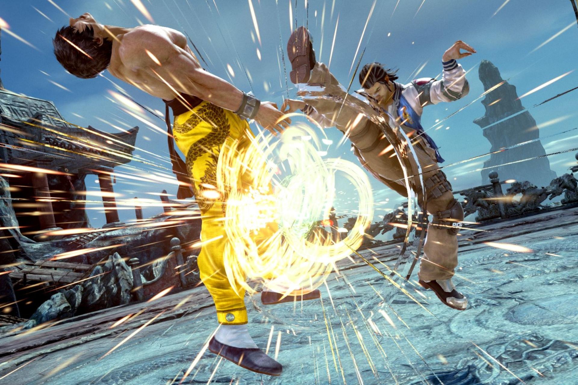 Negan de 'Walking Dead' está a caminho de 'Tekken 7'