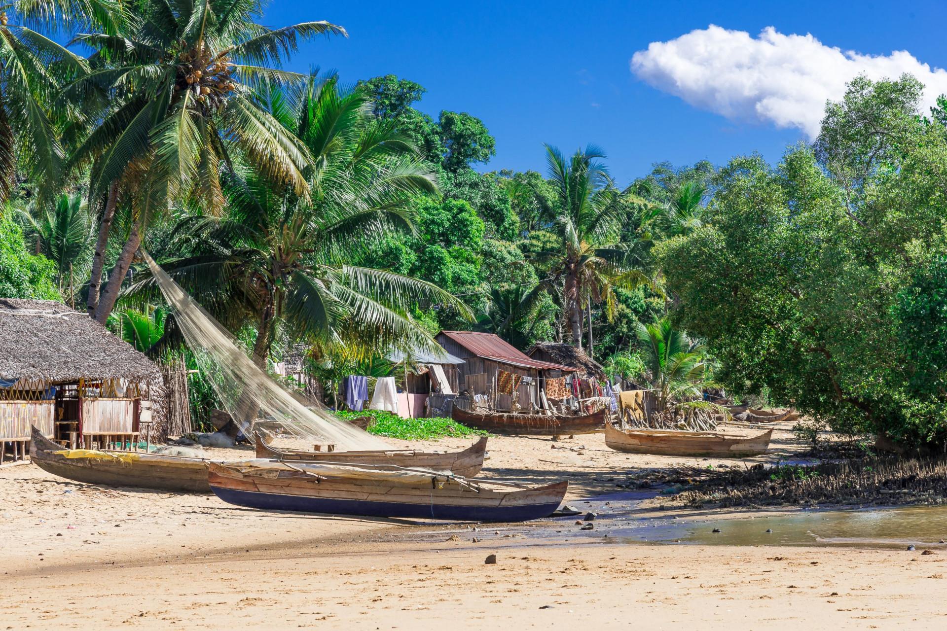 Deixe-se deslumbrar pelos mais belos arquipélagos africanos