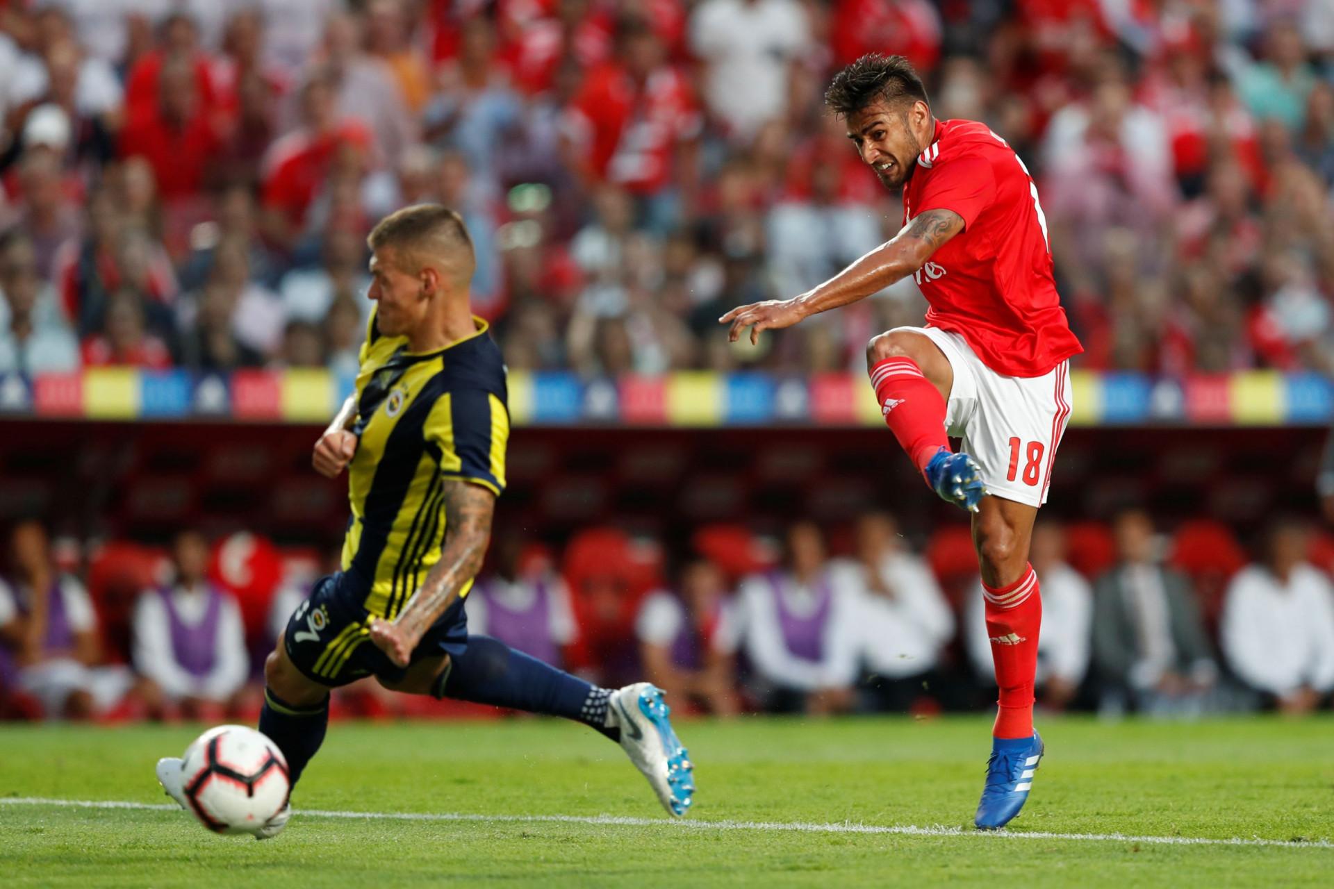 Benfica-Fenerbahçe: As imagens que não viu na televisão