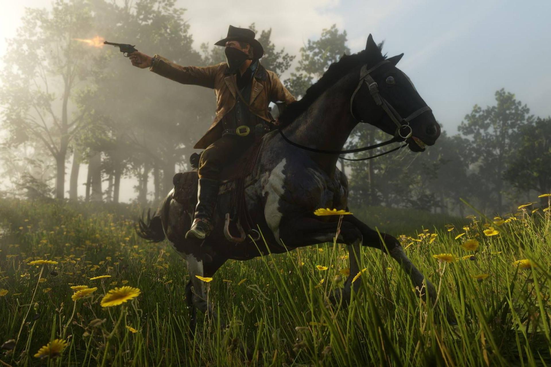 Novo trailer e 'Red Dead Redemption 2' vai levá-lo ao 'Velho Oeste'