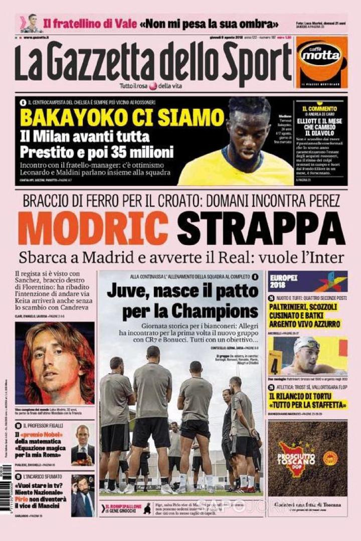 Lá Fora: 'Pesadelo' de Mou, o novo menino 'blanco' e a saída de Modric