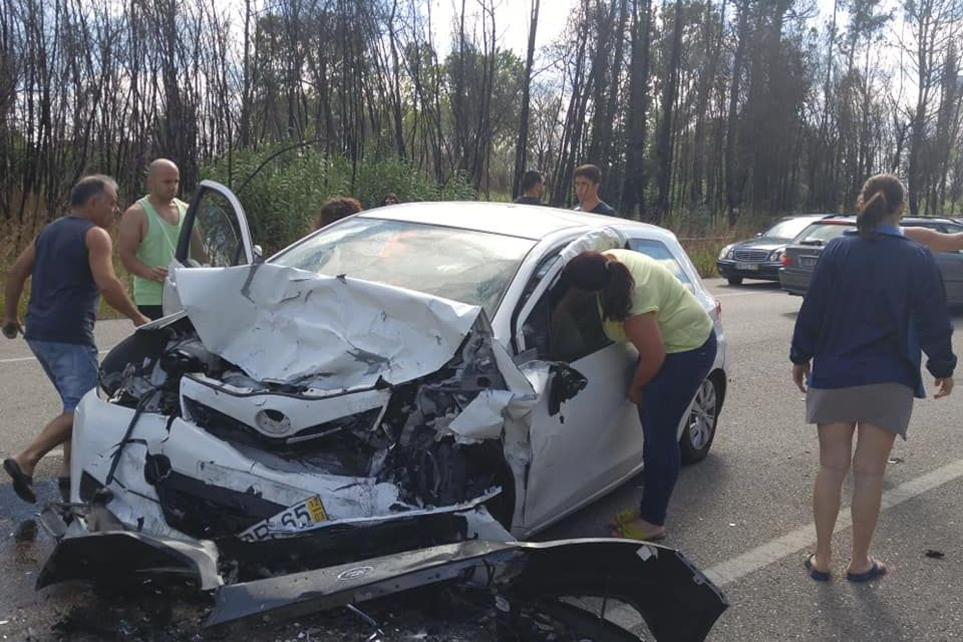 Vítimas mortais de acidente em Mira são crianças. Há ainda 8 feridos