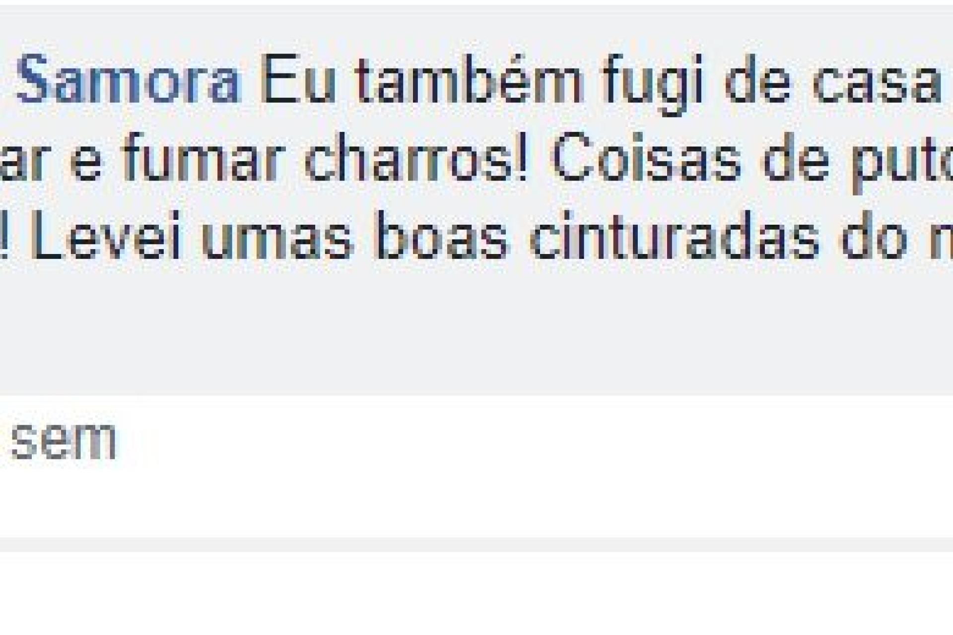"""Rogério Samora revela história sobre o pai: """"Conto-vos um segredo"""""""